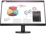 HP ProDisplay P24v G4 23.8 Inch 1920x1080 Full HD 5ms 60Hz 250nit IPS Monitor - HDMI, VGA