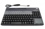 HP POS Keyboard with Magnetic Stripe Reader (MSR)