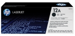 HP 12A Black Toner Cartridge