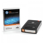 HPE RDX Removable Disk Cartridge 500GB