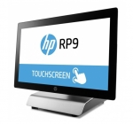 HP RP9 G1 15.6 Inch G4400 3.30Ghz 4GB RAM 128GB SSD Capacitive All-In-One POS Terminal with Windows 7 Pro & 10 Pro
