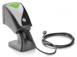 HP 2D USB Presentation Barcode Scanner - Black