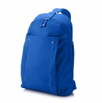 HP Slim 14 Inch Laptop Sling Backpack - Blue