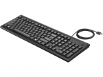 HP 100 USB Wired Desktop Keyboard