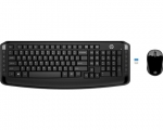 HP 300 Wireless Desktop Keyboard and Mouse