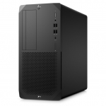 HP Z2 Tower G5 i5-10600 4.8GHz 16GB RAM 512GB SSD P1000 Tower Form Factor Workstation Desktop with Windows 10 Pro