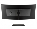 HP Z38c 37.5 Inch 3840 x 1600 14ms IPS Curved Monitor with USB Hub - HDMI DisplayPort