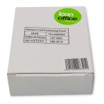 Icon ID Card 125 micron Laminating Pouches Gloss - 100 Pack