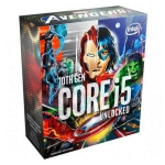 Intel Core i5-10600K Six Core 4.10GHz LGA1200 Comet Lake Fanless Processor with Integrated Graphics - Marvel's Avengers Collector's Edition
