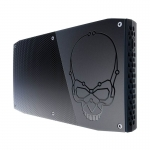 Intel NUC Skull Canyon i7-6770HQ 2.6GHz Quad Core Ultra Compact Barebone Mini Desktop PC + Free Installation Offer