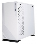 InWin 103 RGB Tempered Glass Panel ATX Mid-Tower Case with NO PSU - White