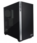 InWin 216 Tempered Glass Panel Mid-Tower Case - Black