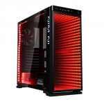 InWin 805 Infinity Tempered Glass ATX Aluminium Case - Black