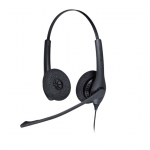 Jabra Biz 1500 Duo QD Headset - Quick Disconnect