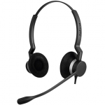Jabra Biz 2300 UC MS Duo USB Headset - Optimised for Microsoft Skype for Business