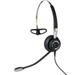 Jabra Biz 2400 II Mono Quick Disconnect Ultra Noise Cancelling 3 in 1 Headset