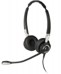 Jabra Biz 2400 II MS USB Over the Head Wired Stereo Headset for Bluetooth Controller - Optimised for Microsoft Business Applications