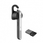 Jabra Stealth UC MS Bluetooth Wireless Headset - Optimised for Microsoft Skype for Business