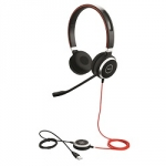 Jabra Evolve 40 UC Wired Duo USB Headset
