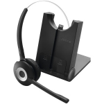 Jabra Pro 925 Bluetooth NFC Over the Head Wireless Mono Headset for Desk Phones & Mobiles/Tablets