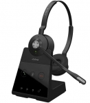 Jabra Engage 65 Wireless Stereo Headset with Stand