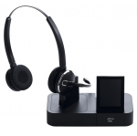 Jabra Pro 9460 Duo DECT Wireless Headset with Touch Screen Base