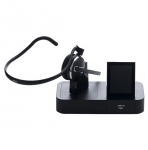 Jabra Pro 9470 Mono DECT Wireless Headset with Touch Screen Base