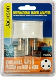 Jackson Outbound International Travel Adaptor for South Africa & parts of India/Pakistan