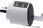 Jackson Pocketsized Double USB (3.1A) Charging Outlet