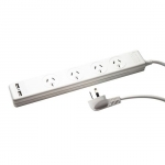 Jackson 4 Outlet Protected Power Board with 2 USB Outlets
