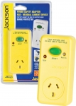 Jackson Residual Surge Protected RCD (Safety Switch), Indoor Use