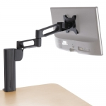 Kensington SmartFit Extended Monitor Arm Desk Mount for 15-24 Inch Flat Panel TVs or Monitors - Up to 11kg