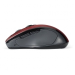 Kensington Pro Fit Wireless Mid-Size Mouse - Red
