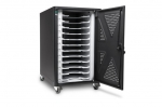 Kensington AC12 12 Bay Security Charging Cabinet for Tablets & Laptops