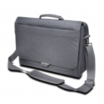 Kensington LM340 Laptop & Tablet Messenger Bag for 14.4 Inch Laptops - Cool Grey