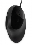 Kensington Pro Fit Ergo Wired Mouse - Black