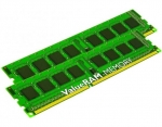 Kingston ValueRAM 8GB (2x4GB) 1600MHz DDR3 Non-ECC CL11 Memory