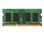Kingston 4GB DDR3 1600Mhz SoDIMM Non-ECC CL11 Memory