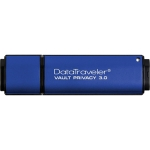 Kingston DataTraveler Vault 16GB USB 3.0 Flash Drive