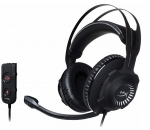 Kingston HyperX Cloud Revolver S USB 3.5mm Wired Overhead Gaming Headset with Dolby 7.1 Surround Sound - Black