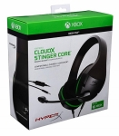 Kingston HyperX Cloud Stinger Core 3.5mm Wired Overhead Gaming Headset - Black