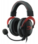 Kingston HyperX Cloud II Red Gaming Headset