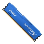 Kingston HyperX Fury 8GB 1866MHz DDR3 Non-ECC CL10 Memory