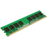 Kingston ValueRAM 4GB 1333MHz DDR3 Non-ECC CL9 Single Rank Memory