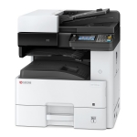 Kyocera Ecosys M4125idn A3 Smart HyPAS Series 25ppm Duplex Network Monochrome Multifunction Laser Printer