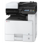 Kyocera Ecosys M8124cidn A3 Smart HyPAS Series 24ppm Duplex Network Colour Multifunction Laser Printer