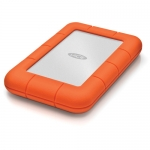 LaCie Rugged 1TB USB-C External Hard Drive