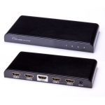 Lenkeng 1 in 4 out 4K2K HDMI Splitter - Supports 3D & Ultra-HD Resolution
