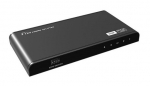 Lenkeng 1 In 4 Out HDMI Splitter with HDR and EDID - Supports Ultra HD Resolution