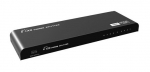 Lenkeng 1 In 8 Out HDMI Splitter with HDR and EDID - Supports Ultra HD Resolution